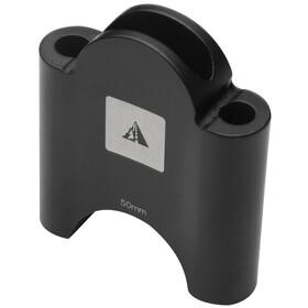 Profile Design Bracket Riser Kit 50mm, black